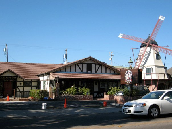 Solvang Wine And History Visited