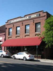 Jacksonville Inn in Jacksonville, Oregon