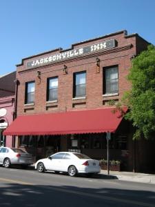 Jacksonville Inn in Jacksonville, Oregon