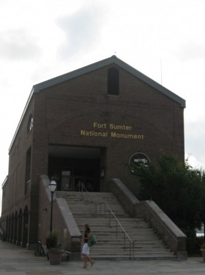 Fort Sumter Visitor's Center