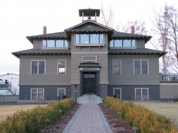 L 'Ecole No. 41 Tasting Room in the Historic Frenchtown School