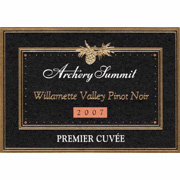 2007 Archery Summit Willamette Valley Pinot Noir - Premier Cuvee