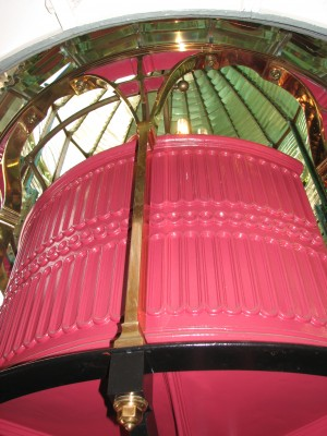 First Order Fresnel Lens at Point Reyes Lighthouse