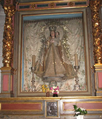 Virgin Mary Icon - This is Where Jean Paul II Prayed
