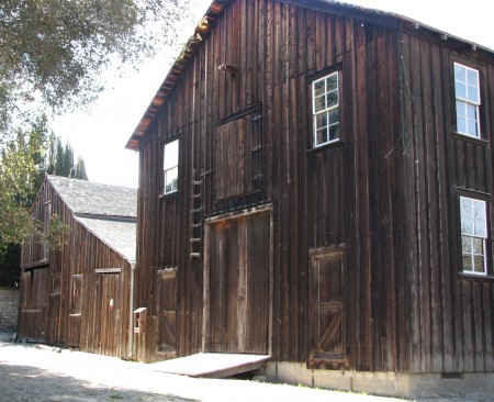 Historic Barn at the Cooper-Molera Adobe