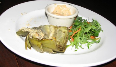 Whole Sesame Artichoke