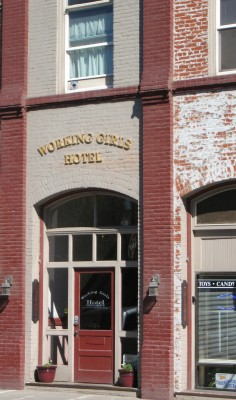 An Interesting Hotel in Pendleton, Oregon!