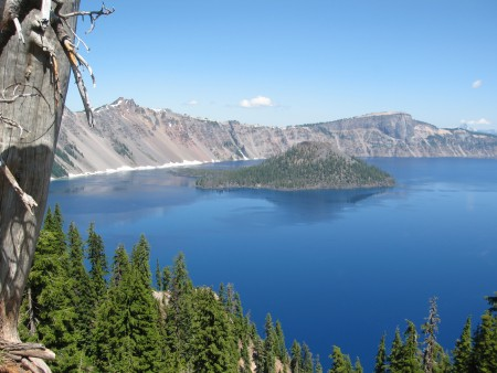 Crater Lake, Oregon - August 2011