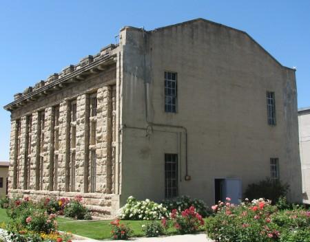 The New Cellhouse - Built 1889