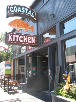 Coastal Kitchen - Capital Hill, Seattle