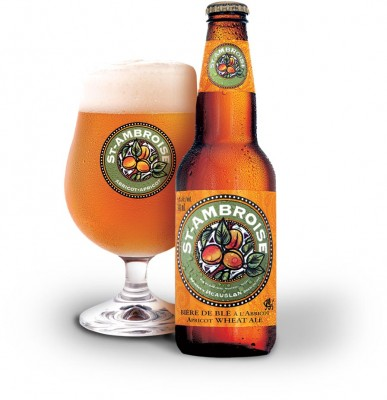 St-Ambroise Apricot Wheat Beer