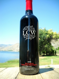 Lake Chelan Winery 2009 Cabernet Sauvignon