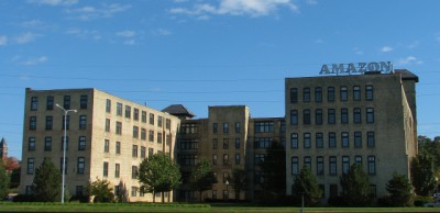 The Amazon Hosiery Company Building – Now an apartment complex