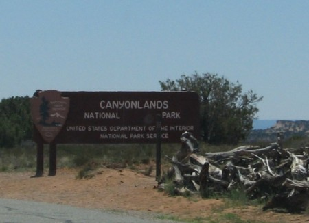 Canyonlands!