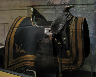 A Civil War Era Saddle – Used at Fort Wingate