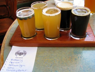 Jamesport Brewing Co. Beer Sampler