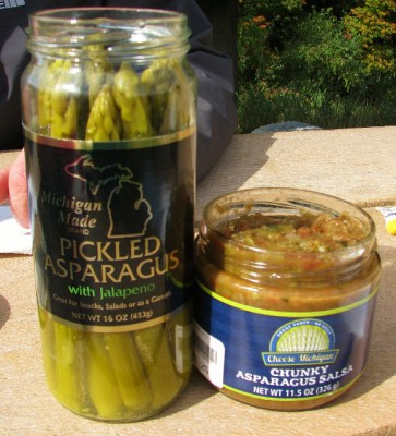A few of our Michigan Picnic Lunch items – YUM!