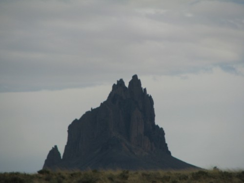 Castle Greyskull – Also Known as Shiprock