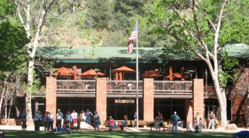 Zion Lodge – A Very Happenin' Place