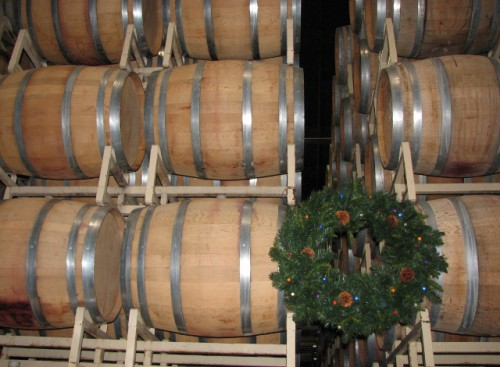 Christmas at Three Wine Company