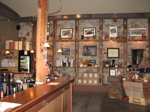 Gundlach Bundschu Tasting Room