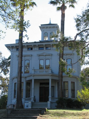The Italianate Mansion John Muir lived in during his later years