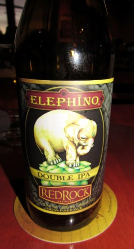 Jon's Red Rock Brewery Elephino Double IPA - Not So Hoppy...