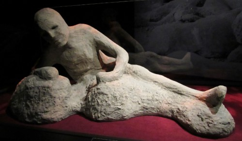 Pompeii: What Nature Destroyed, It Also Preserved | Wine ...