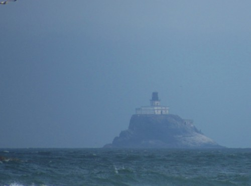 Tillamook Rock Lighthouse - built 1881.