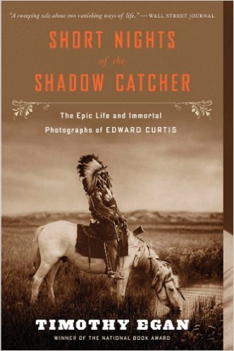 Short Nights of the Shadow Catcher, by Timothy Egan