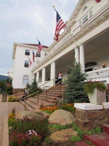 Another view of the Stanley Hotel