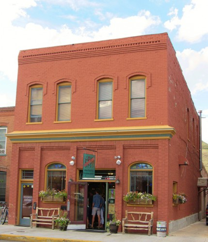Amica's Pizza and Brewery, in historic Salida, Colorado