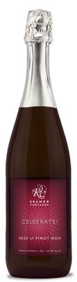 Kramer Vineyards Celebrate! Rosé of Pinot Noir