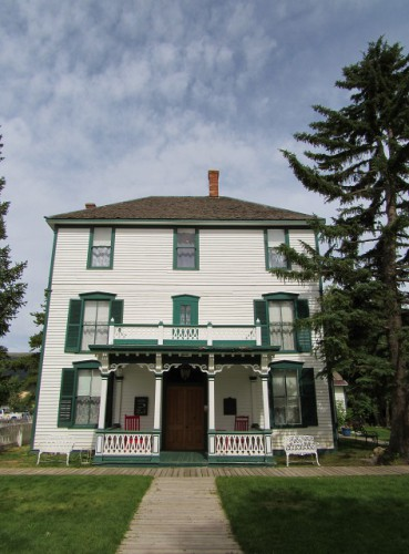 The Healy House - built 1878