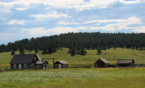The Hornbek Homestead