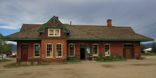 The Leadville Train Depot - Built 1895