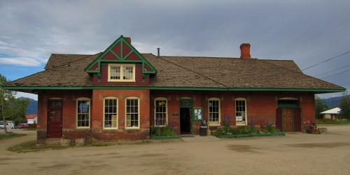 The Leadville Train Depot - Built 1895