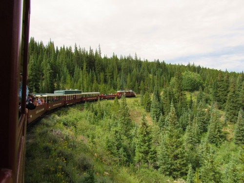 The Leadville, Colorado and Southern Railroad