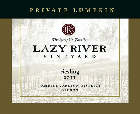 2011 Lazy River Riesling