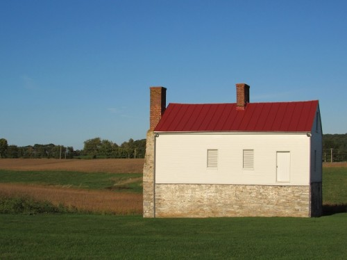 The Stone House at the Best Farm - built late 1700s.