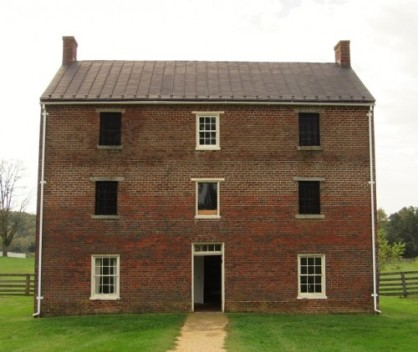 The Appomattox County Jail - built 1867