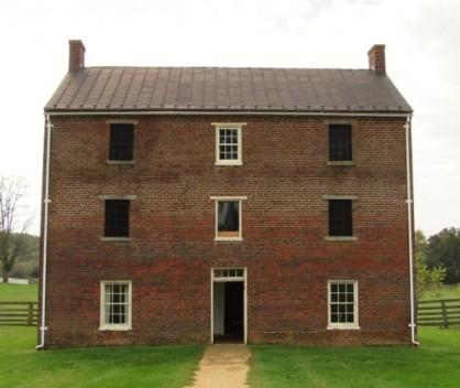The Appomattox County Jail - built 1867