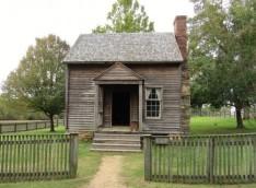 The Crawford Jones Law Office - an original building