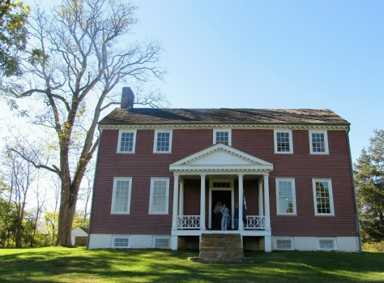 Ellwood - a plantation home in the Fredericksburg and Spotsylvania NMP