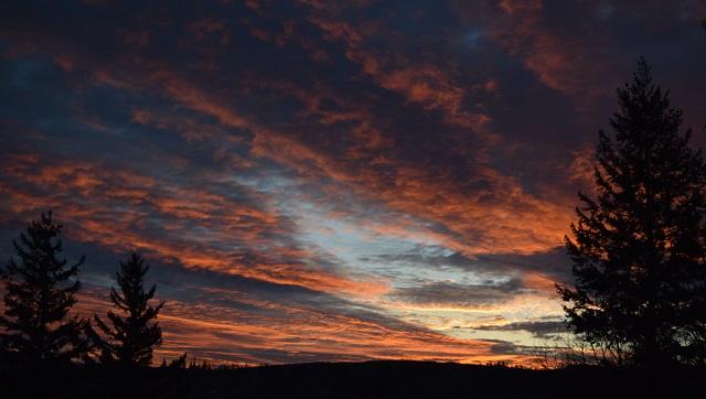 February-Sunrise