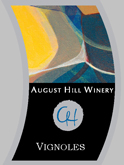 August Hill Winery Vignoles