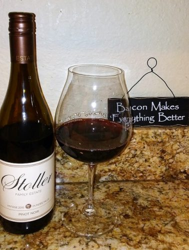 Stoller Family Estate 2015 Dundee Hills Pinot Noir