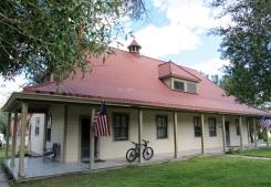 Original Guard House