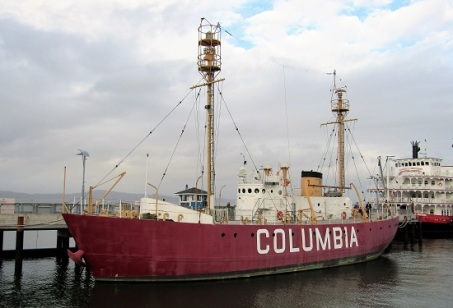 The Lightship Columbia