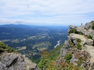 More Mount Si view